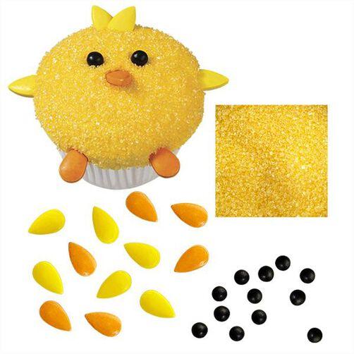 Chick Cupcake Decorating Kit