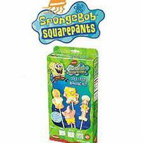 SpongeBob SquarePants Lollipop Making Kit