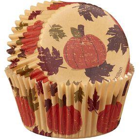 Pumpkin Fresh Baked Cupcake Liners