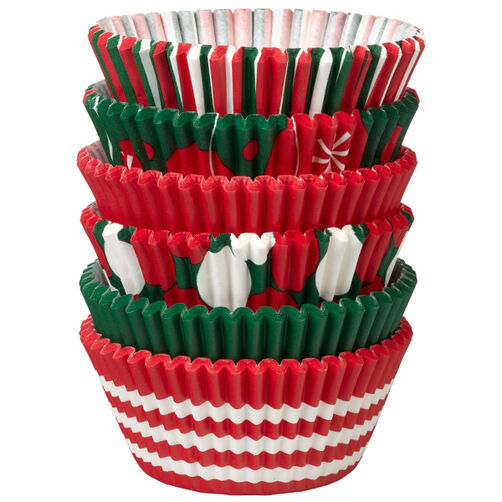 Holiday Standard Baking Cup