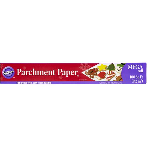 Wilton Holiday Parchment Paper