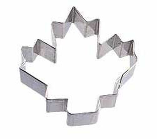 Maple Leaf Metal Cutter