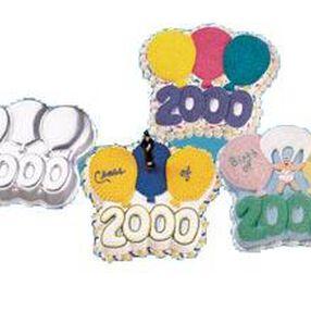 Millenium Special Design! 2000 Pan