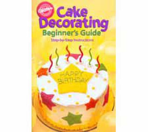 Cake Decorating Kit Beginners : Cake Decorating Beginner s Guide Wilton