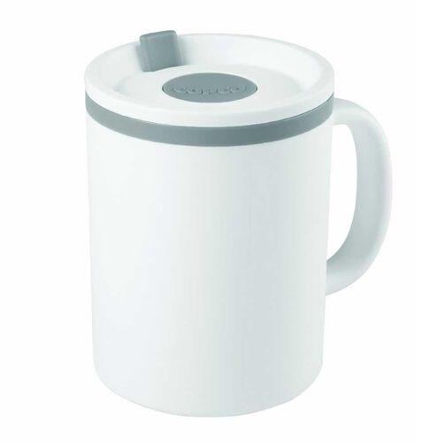 Iconic Gray Desk Mug