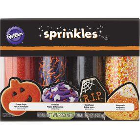Wilton Halloween Sprinkles Set