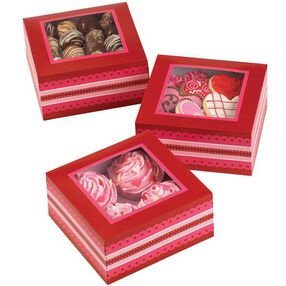 Valentine Medium Treat Box