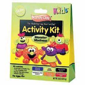 Monster Madness Kandy Clay Activity Kit
