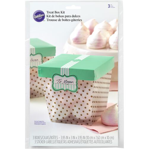 Tiffany's Blue Treat Boxes