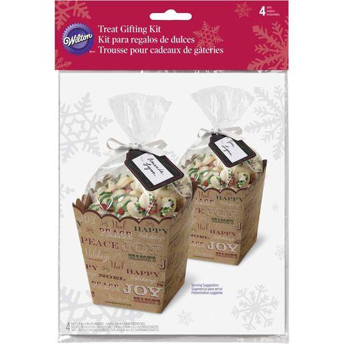 Christmas Holiday Sweet Swap Treat Gifting Kit