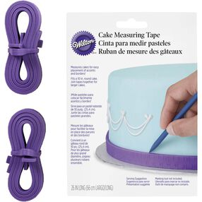 Cake Measuring Tape Set