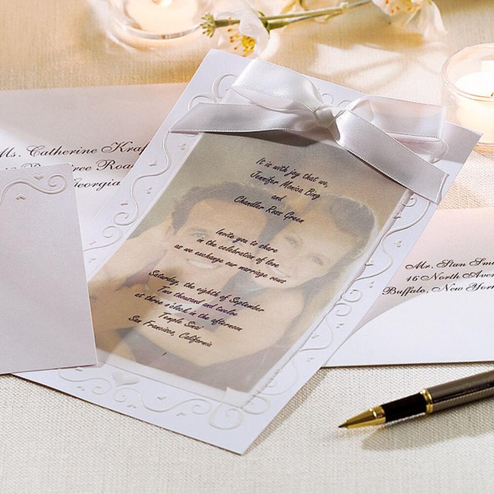 the two of us wedding invitation kit wilton