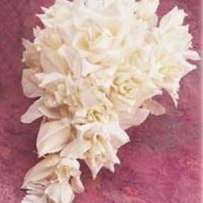 Ivory Cascade Bouquet