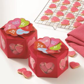 Wilton Valentine's Day Treat Boxes, 3-Count