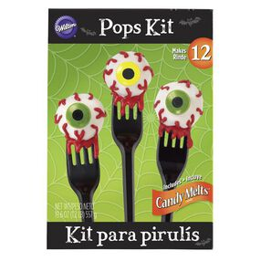 Wilton Halloween Eyeball Pops Kit