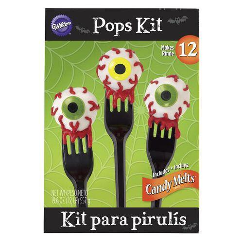 Halloween Eyeball Pops Kit
