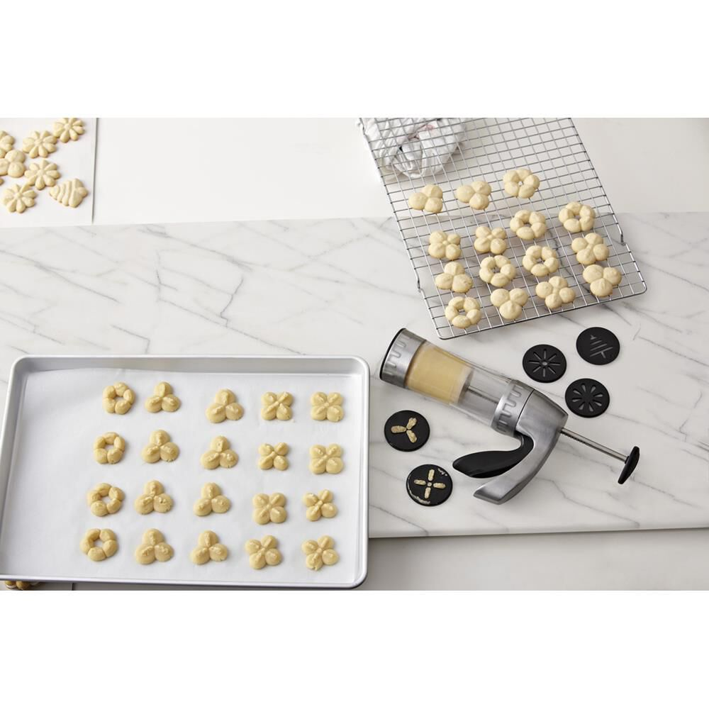 Wilton cookie press cookie dough recipe