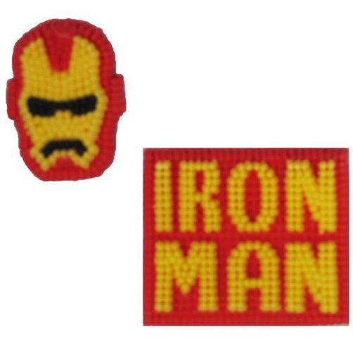 Iron Man 2 Icing Decorations Wilton