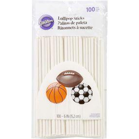 "6"" Lollipop Sticks"