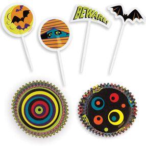 Halloween in 3D Cupcake Combo Pack