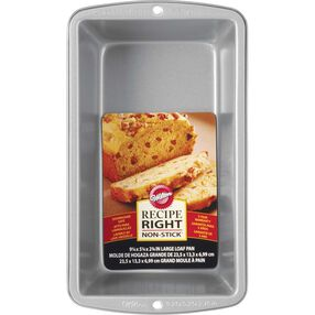 Wilton Recipe Right 9 x 5 in Loaf Pan