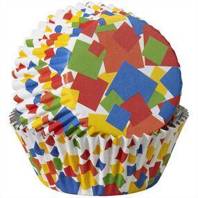 Wilton Confetti Squares Baking Cups, 75-Ct.