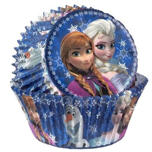 Disney Frozen Cupcake Liners