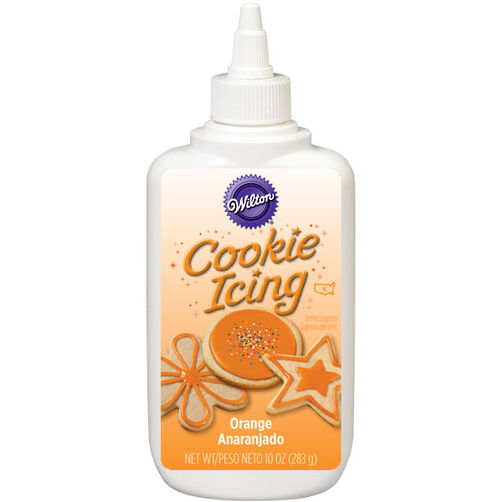 Orange Cookie Icing 10 Oz.