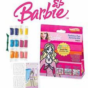 Barbie Kandy Clay* Fashion Fun Activity Kit