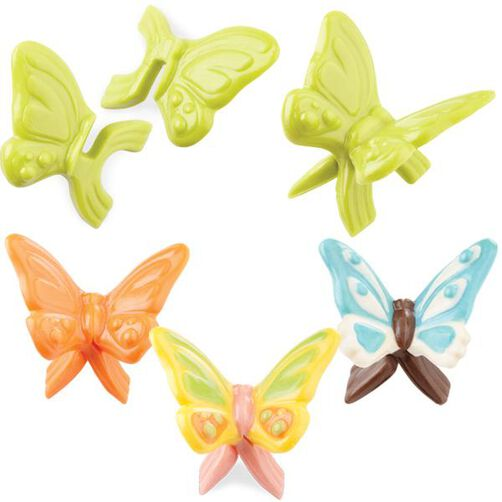 3D Butterfly Wings Candy Mold
