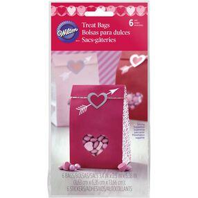 Mini Valentine Treat Bags