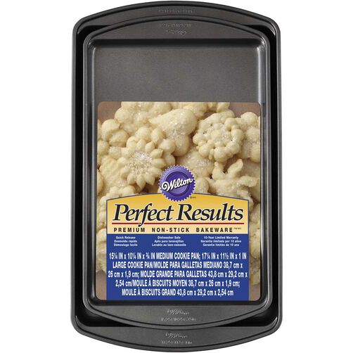 Perfect Results Cookie Sheet Set, 2-Piece