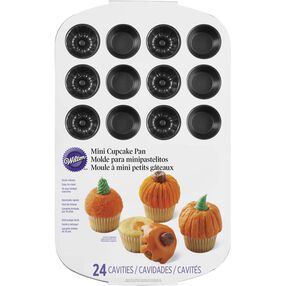 Pumpkin Top Mini Cupcake Pan