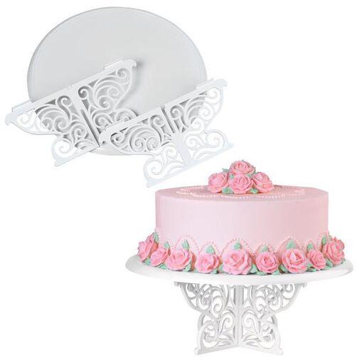Fancy Scrolls CakeStand