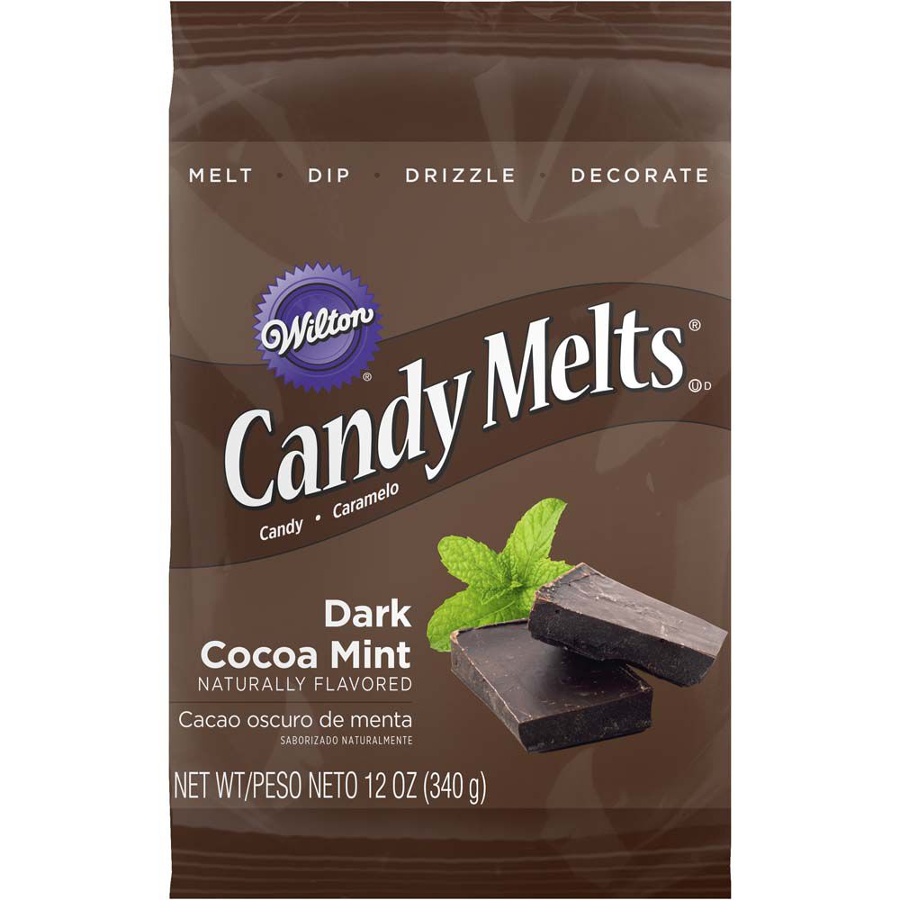 Wilton Mint Chocolate Candy Melts