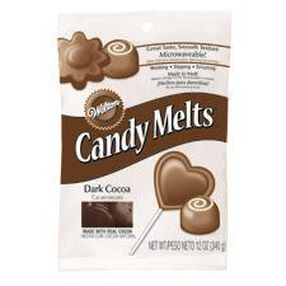 Dark Cocoa Candy Melts
