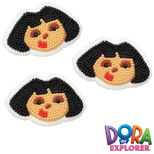 Dora the Explorer Candy Decorations