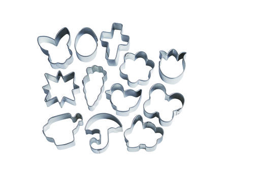 Mini Easter Cookie Cutters