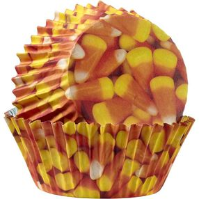 Candy Corn ColorCups Standard Baking Cups