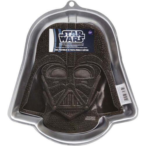 Darth Vader Cake Pan Wilton