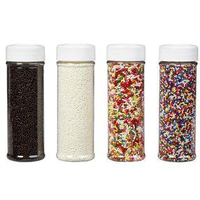 Wilton Everyday Mega Sprinkle Set 4 Pack 710-1175