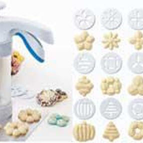 Comfort Grip Ergonomic Cookie Press