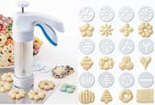 Comfort Grip Ergonomic Cookie Press