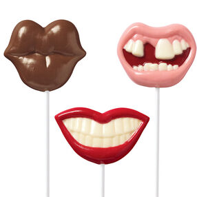 Smile Factor Fun Face Lollipop Molds