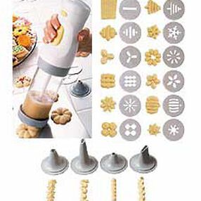 wilton dessert decorator plus instructions