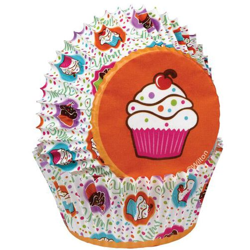 Cupcake Party Cupcake Liners