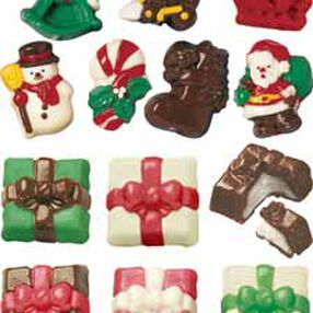 Gift Truffle Candy Mold 2 Pack Set