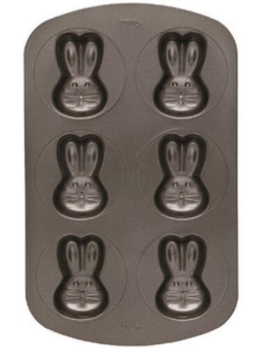 Non-Stick Mini Bunny Pan
