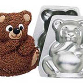 Mini Stand-Up Bear Pan Set