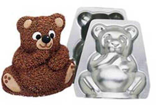 Mini Stand-Up Bear Pan Set